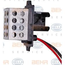 Appareil de Commande chauffage / Ventilation - HELLA 9ML 351 332-181