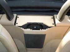 """Custom 6.5"""" shallow mount speaker box - subwoofer enclosure for BMW Z3 Roadster"""