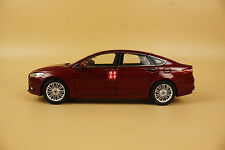 1/18 2013 FORD new MONDEO red color  + gift