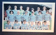 READING Football Club    Original Vintage Colour Team Photo Card