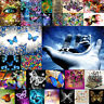 Special Shaped Diamond Painting DIY 5D Partial Drill Cross Stitch Kits Home