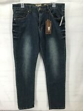 Stiches And Rivets Mens Jeans Stretch Original Size 32x32 Brand New With Tag 👖