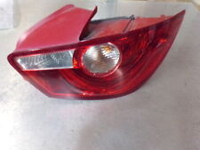 13838 E4D 09-12 MK5 SEAT IBIZA SPORT 3DR HATCHBACK O/S DRIVERS SIDE REAR LIGHT
