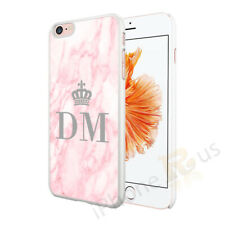 Personalised Marble Phone Case Cover For Apple Samsung Huawei 027-2
