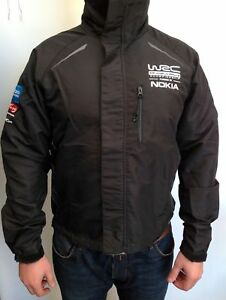 NEW OFFICIAL WORLD RALLY CHAMPIONSHIPS WRC WIND PROOF JACKET 1 S/M/L/XL/2XL/3XL