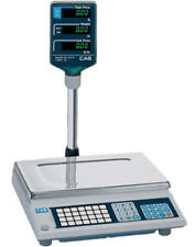 Cas Corp, Ap1 Digital Price Computer Scale, 15 Lb Weighing Capacity, 0.005 Lb Re