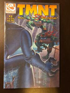 Teenage Mutant Ninja Turtles V4 #5 VF/NM Mirage T-533
