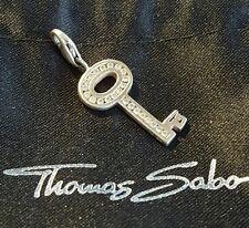 Thomas Sabo Pave Schlüssel Charm Anhänger