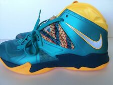 NEW Nike Men Zoom Lebron Solider VII Trainer Shoes Turbo Green 599264-308 Sz 13