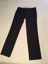 Black Skinny Pants Mango 8