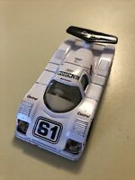 Vintage Matchbox 1984 Group C Racer  Die Cast Car Castrol Dunlop Bosch #61