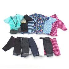 11inch doll clothes movement boy clothing random send Male doll clothes