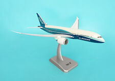 Hogan Wings Boeing House Colors Boeing 787-8 Dreamliner Scheme HG3497 1/200. New