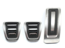 VW Gti Audi S-LINE Seat R Skoda Rs Sport Pedals Pedal Cover Pedals