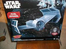 Air Hogs Star Wars Darth Vader's RC TieAdvanced X1 StarFighter 2.4 GHZ New