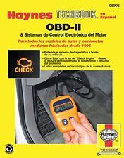 OBD-II & Sistemas de Control Electronico del Motor (Haynes Techbook) (Spanish…