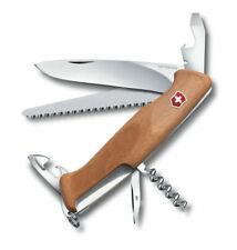 Victorinox Ranger Wood 55 Pocket Knive - Walnut