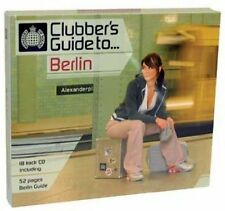 Ministry of Sound Clubbers Guide to Berlin (mixed, 2005) [CD]