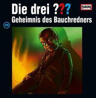 DIE DREI ??? - 196/GEHEIMNIS DES BAUCHREDNERS  2 VINYL LP NEU