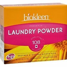 Biokleen Laundry Products Premium Plus Laundry Powder 5 Lbs. (75 He Loads)