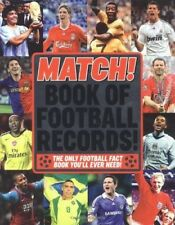 Very Good, The Match Book of Football Records: From the Makers of Britain's Best