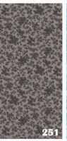 MDG Quilters Calico 100% light / med cotton fabric by the yard #251 gray floral