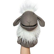 Manhattan Toy Knit Puppets Meadow Hand Puppet Sheep