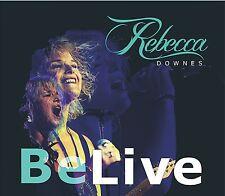 Rebecca Downes-BeLive CD NEUF