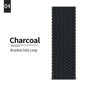 Braided Solo Loop series For Apple 6 5 S 3 strap watch band Nylon Elastic iWatch
