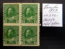 CANADA 1927 G.V As Described No Gum Imperf Between BQ148