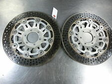 NSR250R-SE FRONT BRAKE DISC ROTOR BOTH SIDES*MC21