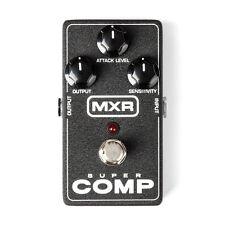 MXR M132 Super Comp Compressor Compression Guitar Effects Pedal Stompbox