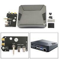 Case per Raspberry Pi 4 alloggiamento metallo ventilatore shutdown Per Argon One