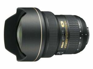 Nikon AF-S NIKKOR 14-24mm F/2.8 G ED Lens - Excellent Condition