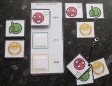 Communication cards & boards ~ Autism ~ASD~SEN~ FROM  £1.25 per set