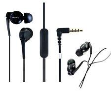 Sony MH-EX300AP En Oreja Auriculares Audífonos Estéreo Manos Libres Negro UK