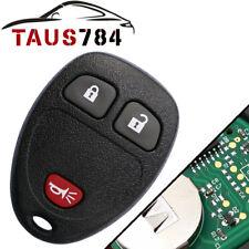 1x Keyless Entry Remote Car Key Fob for 07-13 CHEVROLET SILVERADO US