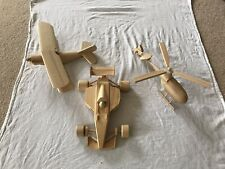 Wooden Toy Models