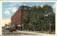 Orlando Fl San Juan Hotel c1920 Postcard