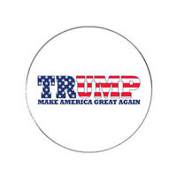 Trump MAGA Make America Great Again Golf Ball Marker US Flag Gift