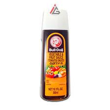Bull Dog - Vegetable and Fruit Sauce (Tonkatsu Sauce) - 300 ml