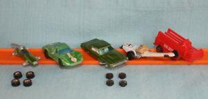 Hot Wheels Redline Junkyard Lot of Misfit Toys