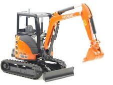 HITACHI ZX38U-5 diecast mini excavator, 1:30, TMC