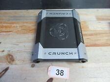 2 Channel Endstufe Chrunch MXB2200i