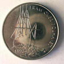 1996 NORWAY 5 KRONER - ARCTIC Voyage - AU - FREE SHIP - LOT QQQ