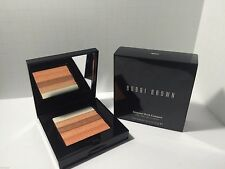Bobbi Brown Shimmer Brick Compact #Apricot New In Box Limited Edition