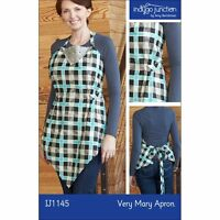 "INDYGO JUNCTION ""VERY MARY APRON"" Sewing Pattern"