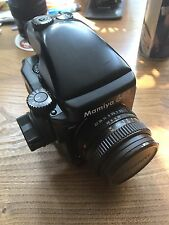 Mamiya 645 Pro 80mm 2.8 45mm 2.8 W 2 Backs,filters etc