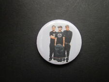 BLINK 182 - LOGO-25MM (B) -  BUTTON BADGE- FREE POSTAGE!