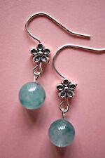 handmade Beads Earrings jewellery silver plated gemstones